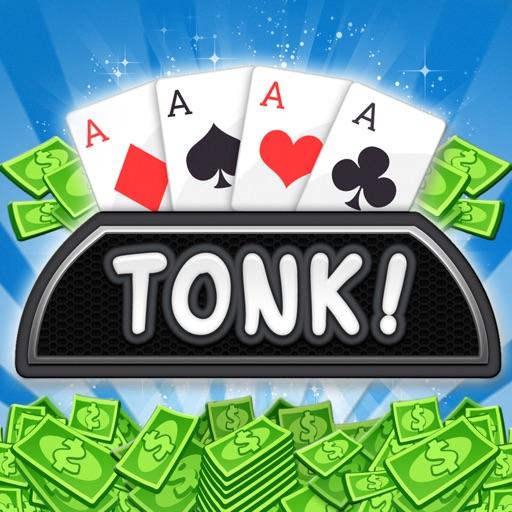 Tonk Multiplayer Card Game (Tunk Classic) Free iOS App