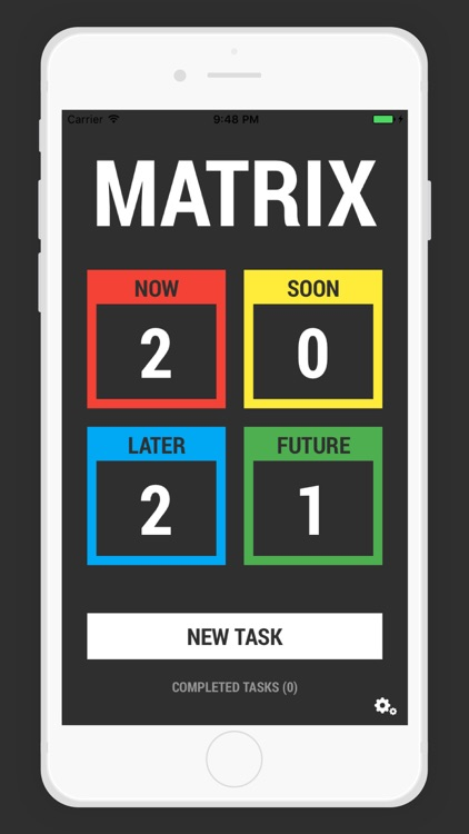 Matrix -Simple Task Manager and Planner