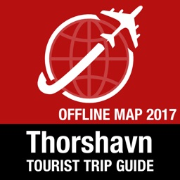 Thorshavn Tourist Guide + Offline Map