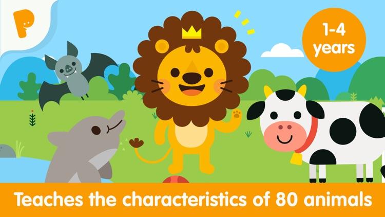 Animal World - Animal Sounds For Babies & Toddlers screenshot-0