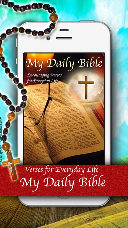 My Daily Bible - Encouraging Verses for Everyday