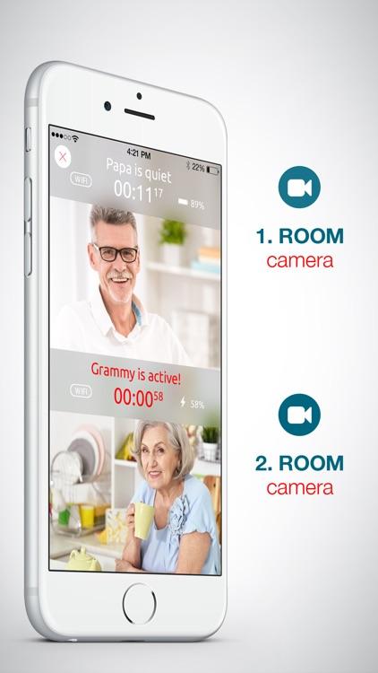 Senior Monitor: Elder Care For Grandma & Grandpa screenshot-3