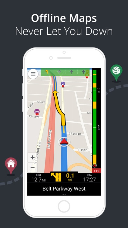 CoPilot GPS – Car Navigation screenshot-2