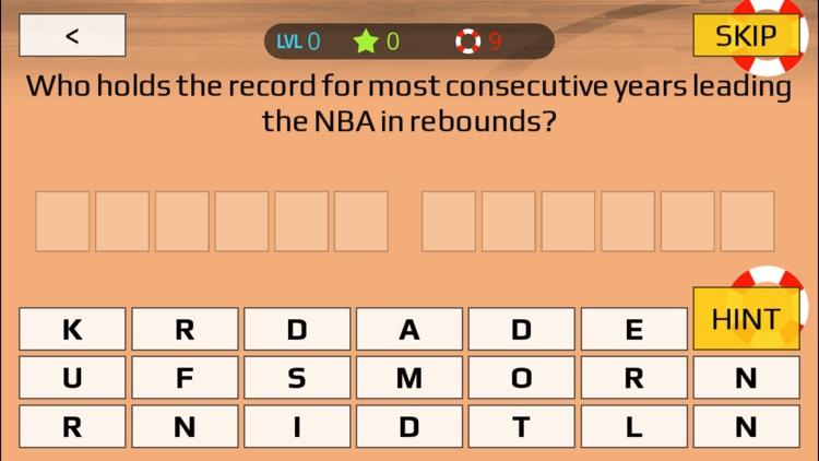 Big 4 Sports Trivia