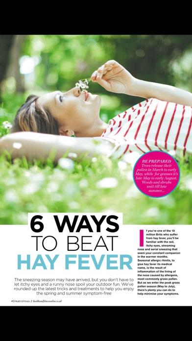 Health Fitness Magazine review screenshots