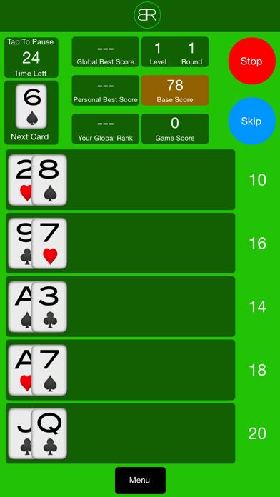 BlackJack Run Classic screenshot three