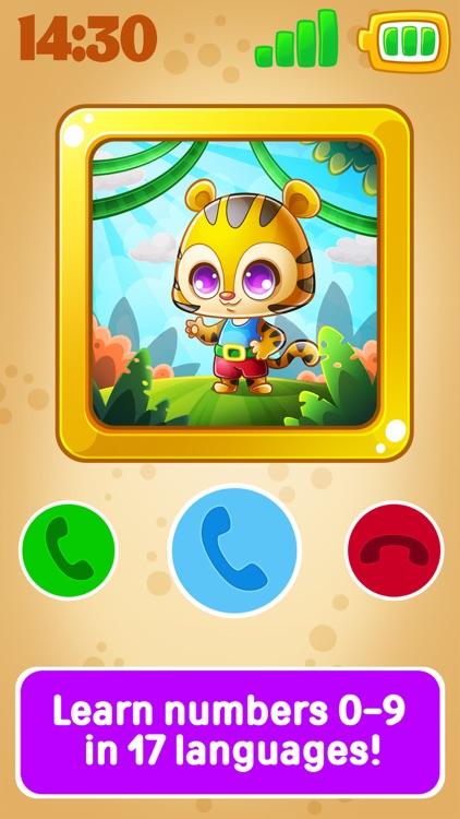 Phone Numbers Animals Games 2 screenshot-4