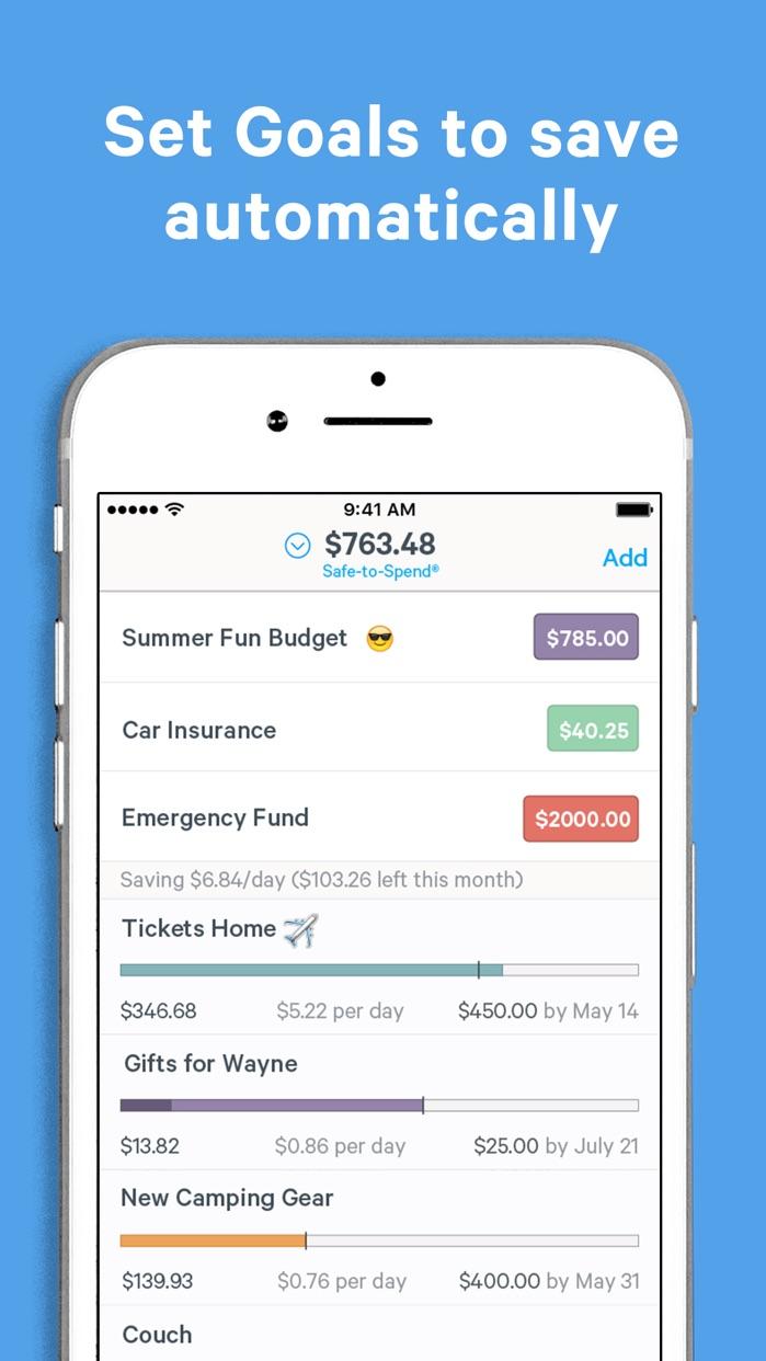 Simple - Better Banking Screenshot