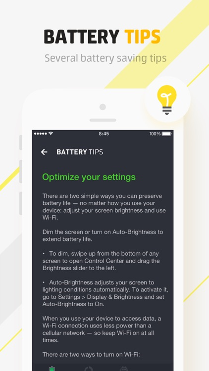 Battery Life Doctor -Manage Phone Battery (No Ads) screenshot-3