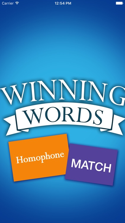 Homophone Match screenshot-0