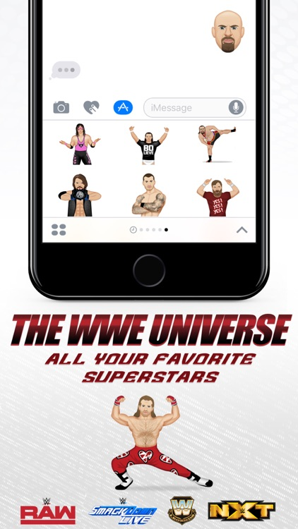 WWEmoji screenshot-2