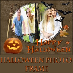 Halloween HD Photo Frame And Pic Collage