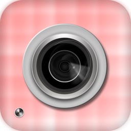 Mosaic Photo Video Camera, blur your face