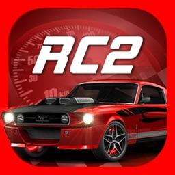 Racing in City 2 - Driving in Car