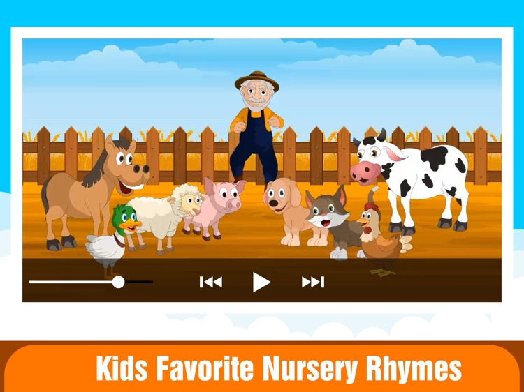 Tots Nursery Rhymes by Kids 1st TV screenshot-3