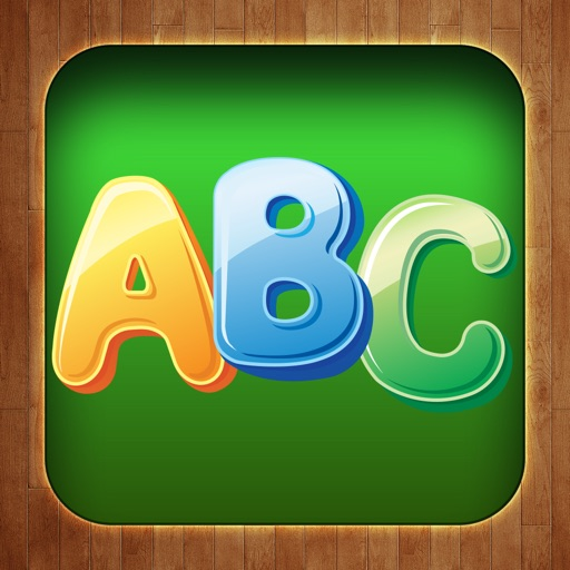 alphabet flash cards for toddlers and baby games iOS App