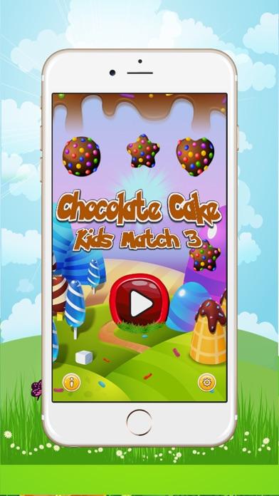 点击获取chocolate cake kids match 3