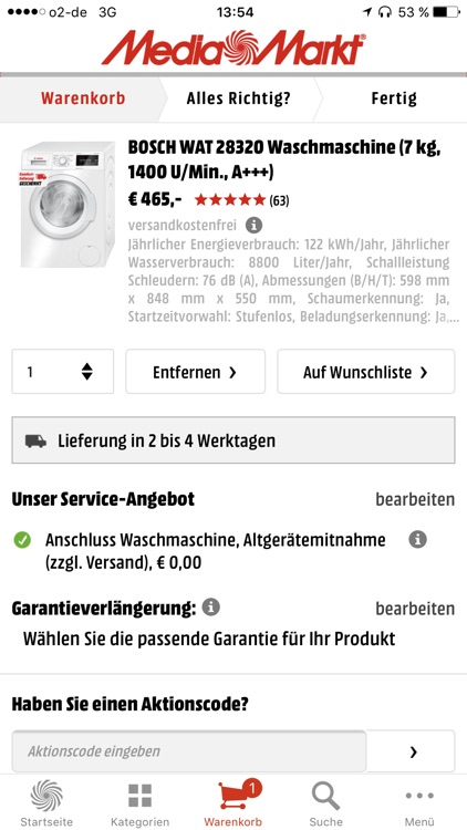 MediaMarkt Deutschland screenshot-4