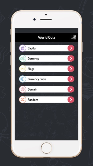 World quiz geography game on the app store screenshots iphone ipad gumiabroncs Gallery