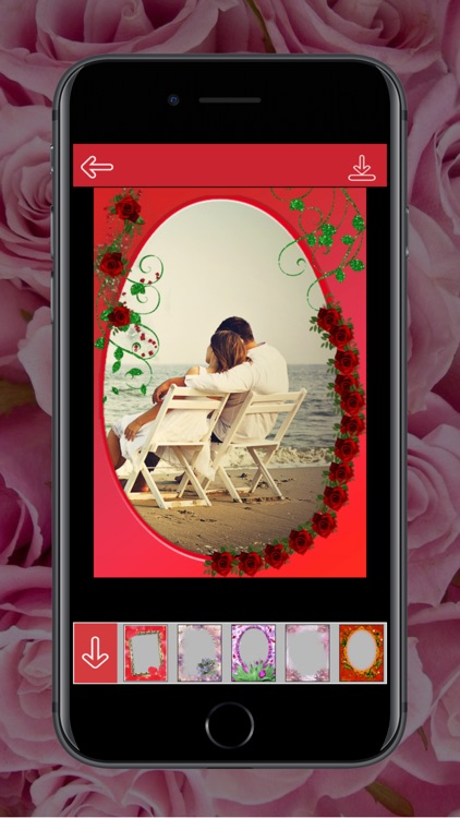 Flower Photo Frame - Instant Frame Maker screenshot-4
