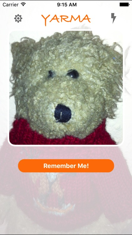 Yarma - Yet Another Remember-Me App