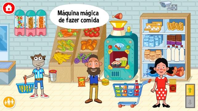 Pepi Super Stores Screenshot