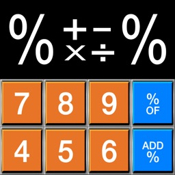 Percentage Calculator 365 : Percent Calculator