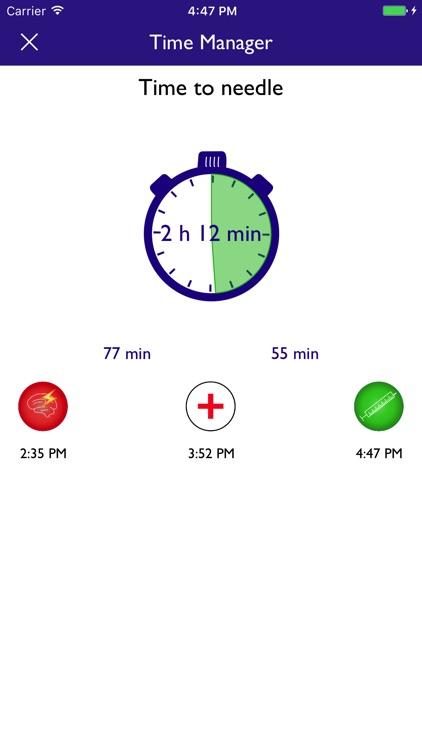 NIH Score & stroke tools screenshot-3