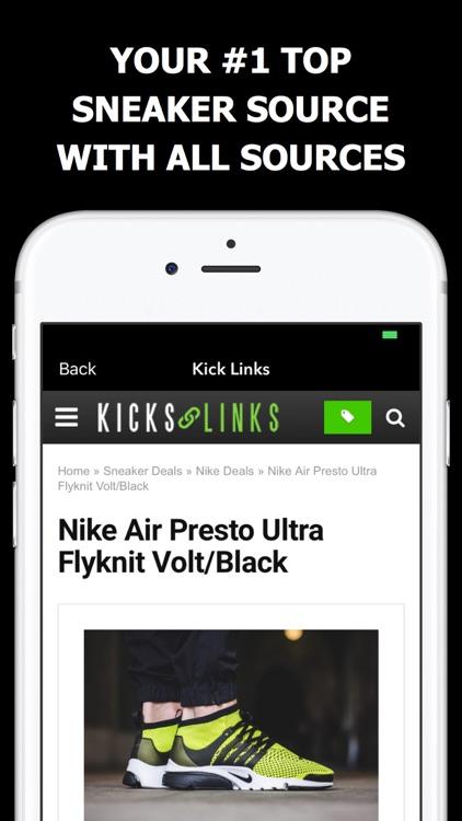 HotNewKicks - #1 Sneaker News Feed screenshot-3