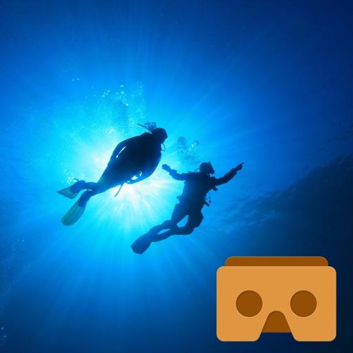 VR Scuba Diving for Google Carboard
