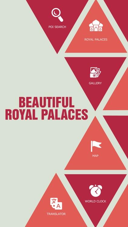Beautiful Royal Palaces