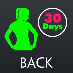 30 Day Back Fitness Challenges ~ Daily Workout
