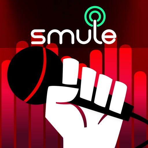 AutoRap by Smule application logo