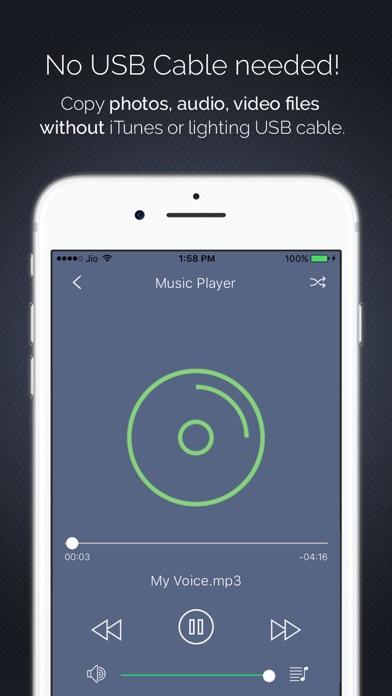 Air Share Lite : Wifi Transfer screenshot three