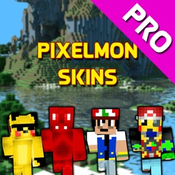 Pixelmon Skins Pro - Skins for Minecraft PE