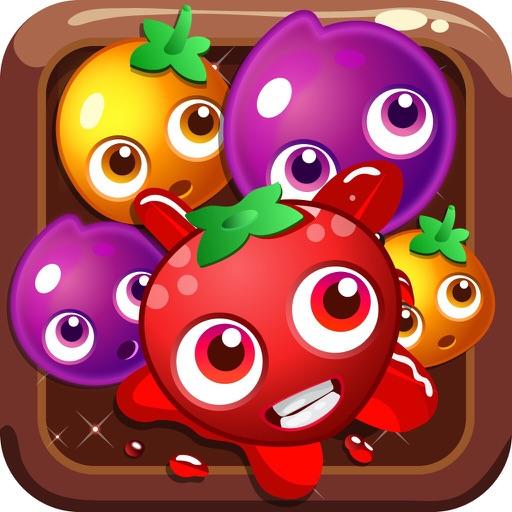 Fruits Match 3 Puzzle