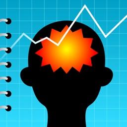 iHeadache - Free Headache & Migraine Diary App