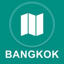 Bangkok, Thailand : Offline GPS Navigation
