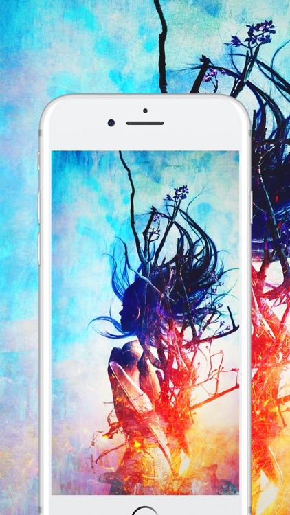 HD Wallpapers & Backgrounds Themes For iPhone iPad screenshot-4