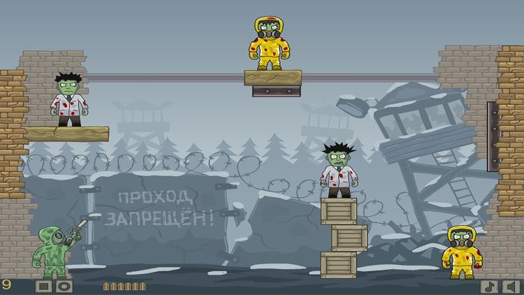 One Shot Killer | Siberia screenshot-3