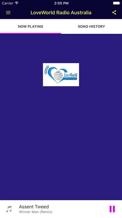 LoveWorld Radio Australia
