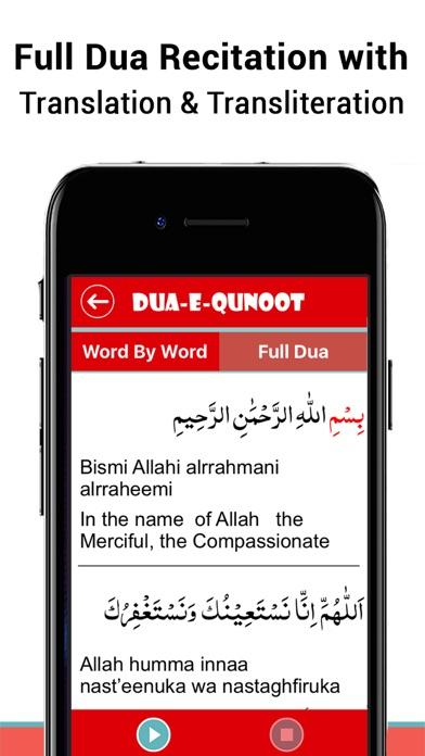 Learn Dua e Qunoot - App - AppStore