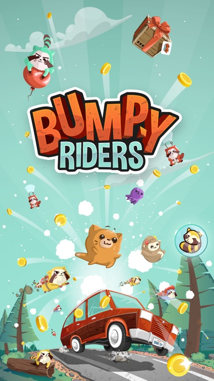 Bumpy Riders screenshot-0