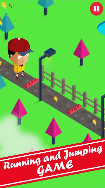 SUPER BOY RUN - Jungle Adventure Game Challenge