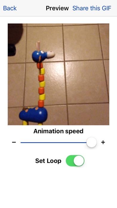 GIF GO - Create and share animated GIFs easily screenshot two