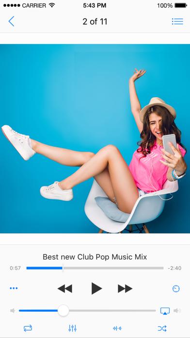 음악 플레이어 및 스트리밍 무제한 노래 for Windows