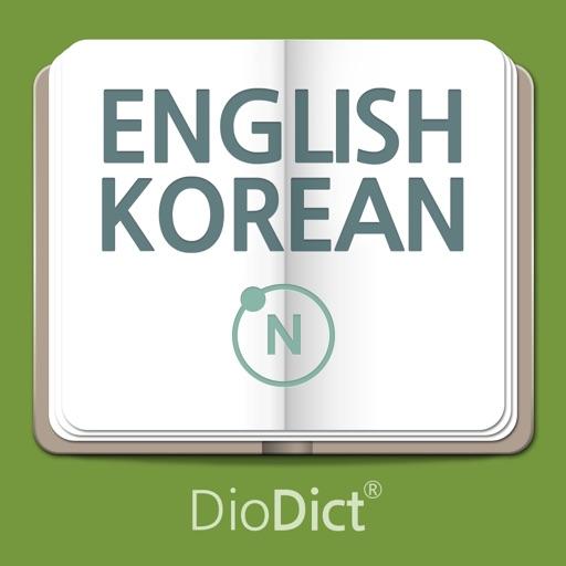 DioDict4 English-Korean Dictionary