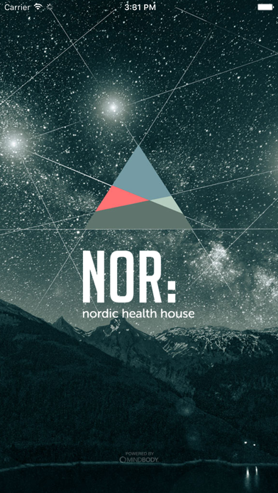 NOR: nordic health house screenshot one