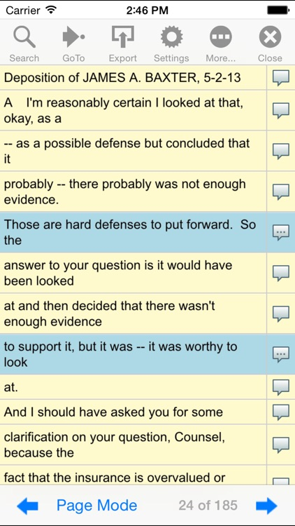 Court Reporters Clearinghouse screenshot-4
