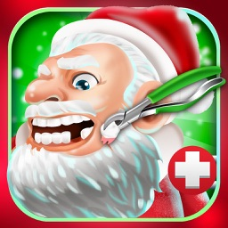 Kids Santa Doctor Surgery Salon Games (Boy & Girl)